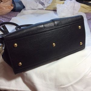 Yves Saint Laurent Bags - Yves Saint Laurent Handbag Monogram Cabas